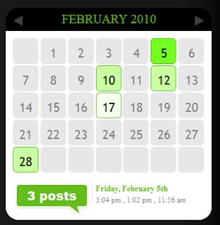 Kalender Blog
